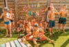 camping club enfant agde